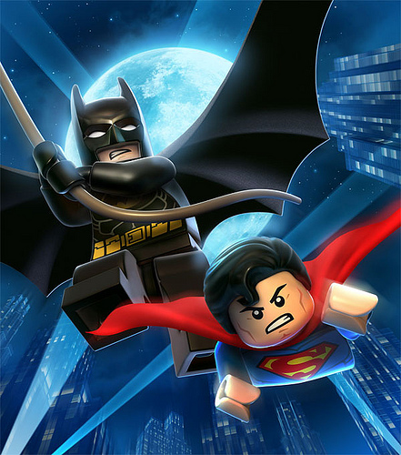 The LEGO Super Hero Movie Maker iPhone app allows your child to become a movie maker