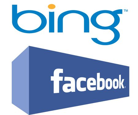 BING and Facebook join to make BING a more social search engine that can compete against Google