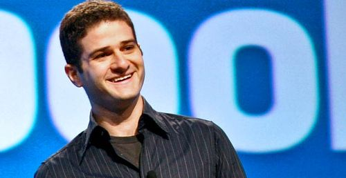 Dustin Moskovitz, Facebook co-founder and former V.P. of Engineering and CTO, and Mark Zuckerberg's college roommate at Harvard