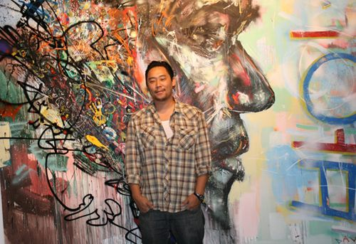 David Choe is a San Francisco grafitti artist who took Facebook stock in payment of wall paintings he did for Facebook. Today Choe is a multi-millionaire