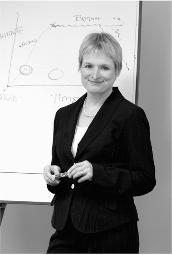 Rita McGrath, co-authored with Ian MacMillan 'Discovering New Points of Differentiation' in 1997