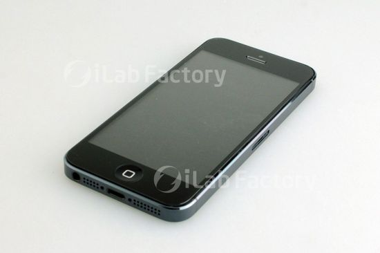 Proposed iPhone 5 from image supplied by iPhone service provider iLabs