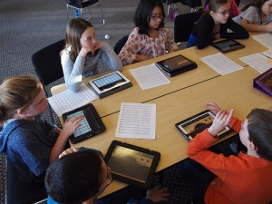 Kids-ipad-school
