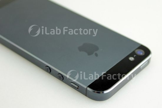 Proposed iPhone 5 from image supplied by iPhone service provider iLabs (Front View)