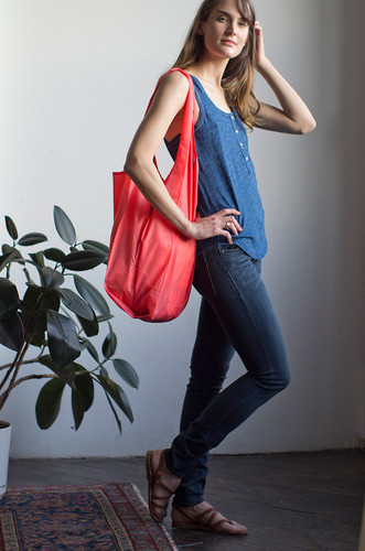 Baggu designed its first bag not just for aesthetics, functionality, and simple design but also for manufacturing .
