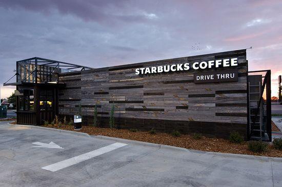 Starbucks new small, portable and hyper-local store in Denver, Colorado 3