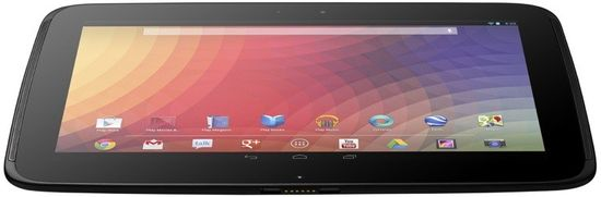 Nexus 10 tablet A