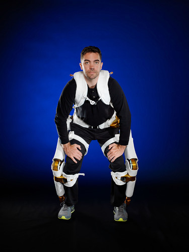 NASA's X1 Robotic Exoskeleton 3