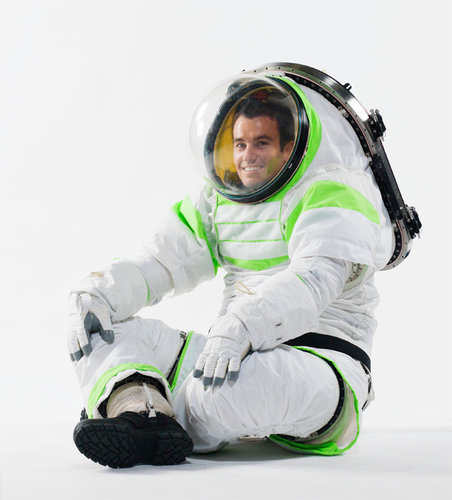 NASA's Z-1 spacesuit makes getting dressed in space simpler, meaning whenever we make our way to the next planet (Mars, maybe), we'll be ready for the walk