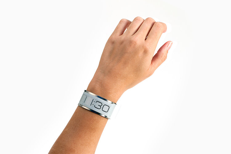 The CST-01 is the thinnest watch ever made at .008 mm