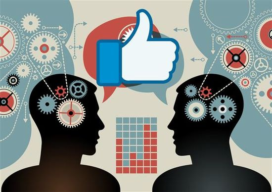 A Cambridge University says your Facebook 'LIKES' can reveal your true personality