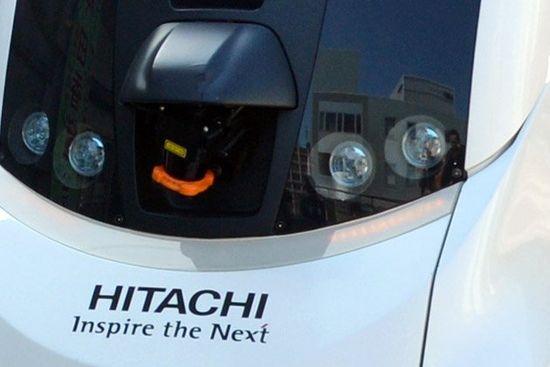 Hitahi Ropits car 7