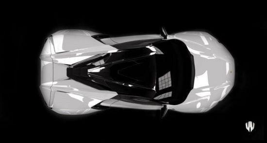 W Motors $3.4 million Lykan Hypersport 4