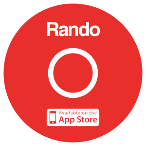 Rando anonymous photosharing app for iOS devices