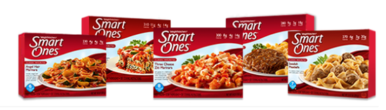 Weight Watchers SmartOnes Classic Meals