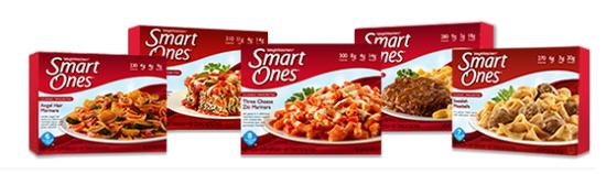 Weight Watchers SmartOnes Classic Meals