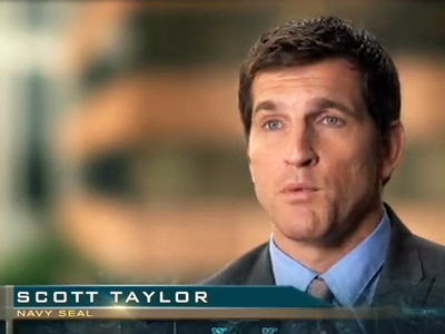 Scott Taylor, ex-Navy Seal and co-creator of the 'Dishonorable Disclosures' and anti-Obama ad