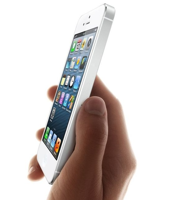 Apple unveils the iPhone 5, touted as the 'thinnest smartphone in the world'