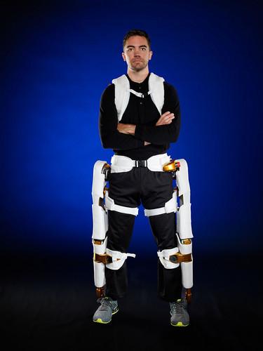 NASA's X1 Robotic Exoskeleton 2