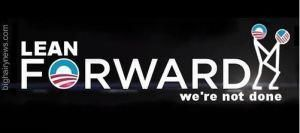 Lean Forward We're Not Done