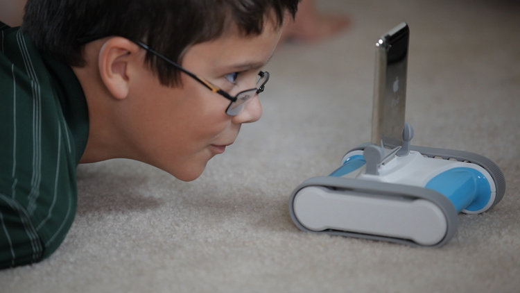 And when it comes right down to it -- Romo is one fun contraption that will provide your children hours of playtime