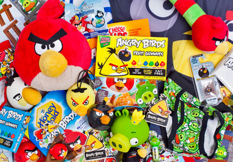 Angry Birds products