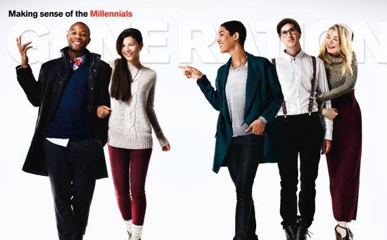 Making sense of the Millennials
