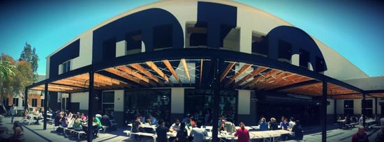 Facebook's Epic Cafe
