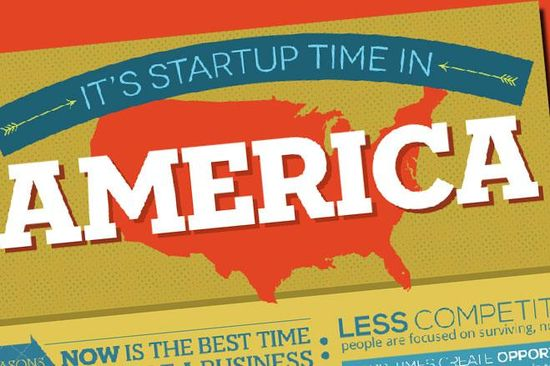 Its Startup Time In America