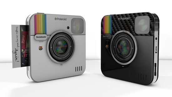 Last year, the web-enabled instant camera called Socialmatic was but a concept