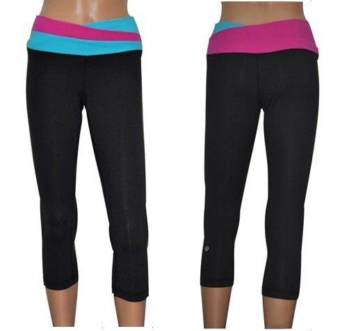 Lululemn black yoga pants