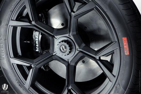 W Motors' LykanHypersport G
