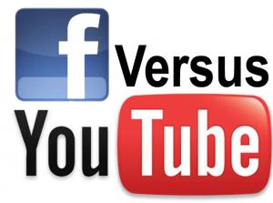 Facebook vs YouTube videos