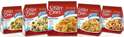 Weight Watchers Smart Ones Satisfying Selections