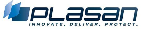 Plasan logo