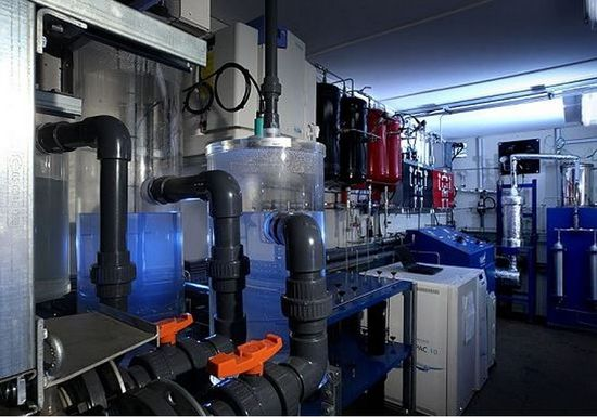 The Air Fuel Synthesis, Ltd. synthetic gasoline pilot plant in Northern England