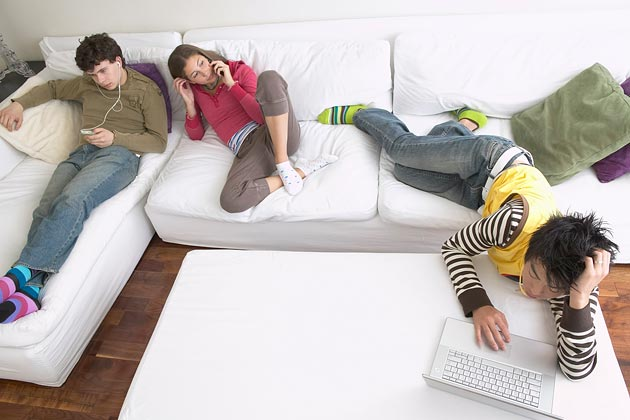 Teenagers are fleeing Facebook in droves