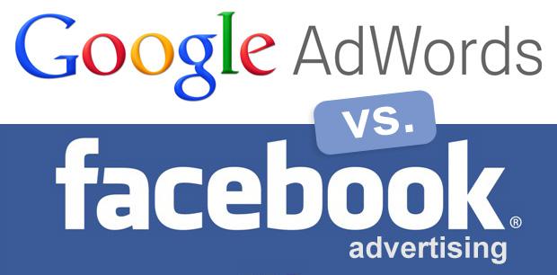 Google Ad Words vs Facebook Advertising