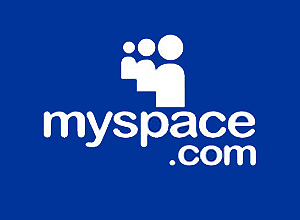 MySpace logo - old