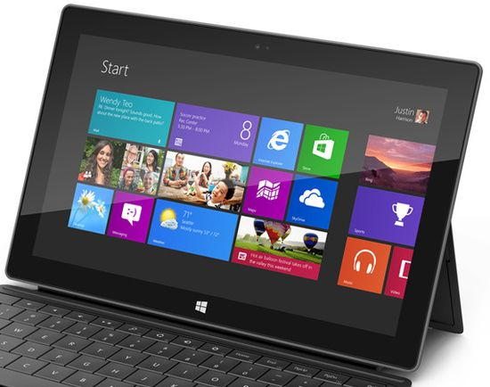 Microsoft formally unveils the new windows 8 os and for Latest windows for pc