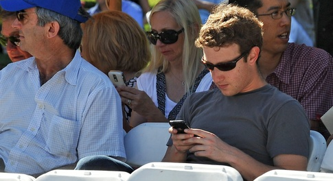 Mark_Zuckerberg_On_Phone