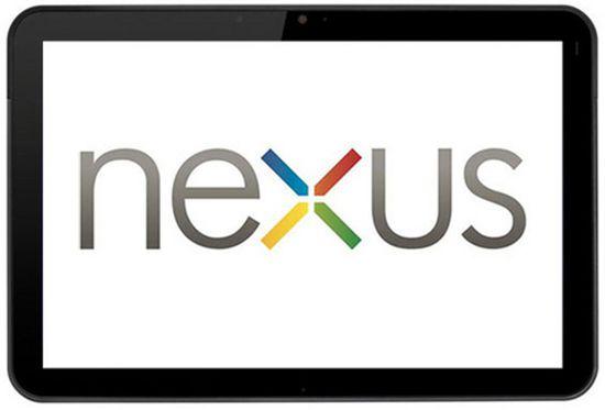Google's Nexus 10 tablet