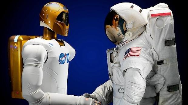 NASAs Robonaut