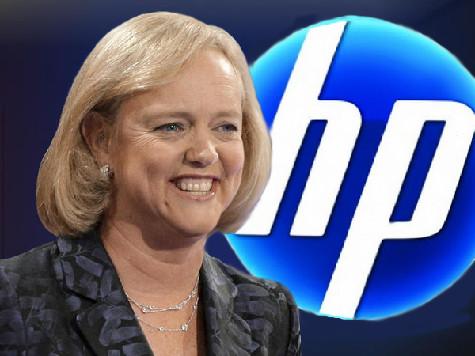 HP President & CEO Meg Whitman