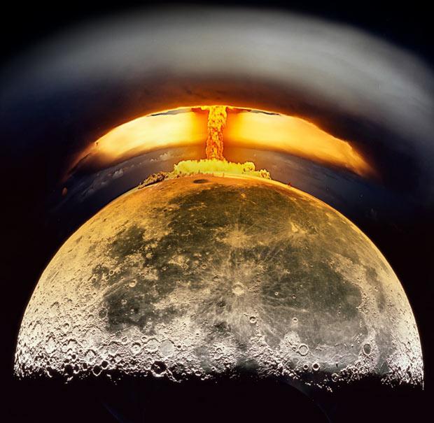 America's Plan To Nuke The Moon