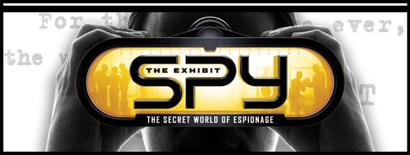 The Spy Exhibit - The Secret World of Espionage