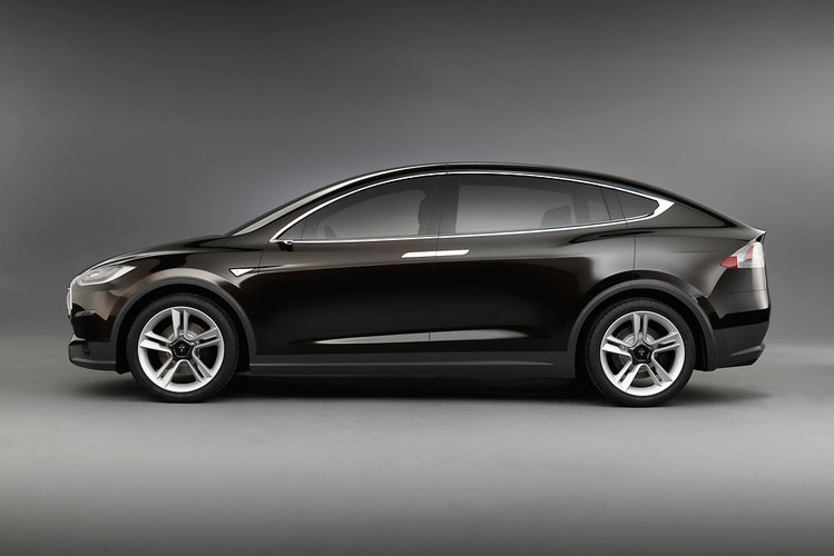 Tesla's Model X probably wouldn't get people to say, 'Wow, Teslas sure are sharp!'