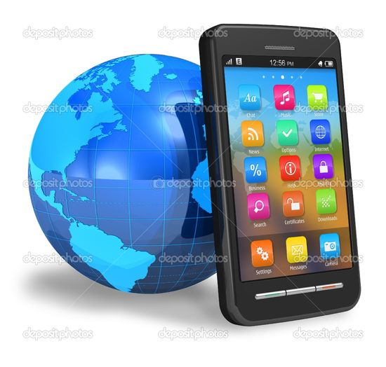 Worldwide mobile advertising