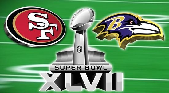 Super Bowl XLVII - San Francisco 49ers vs Baltimore Ravens