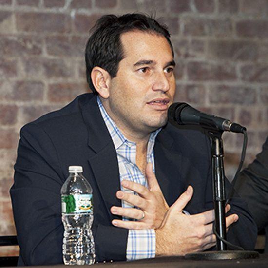 Foursquare Chief Revenue Officer Steven Rosenblatt